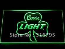popular coors neon light