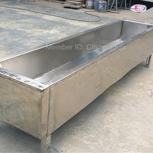 Animal Stainless Steel Automatic Drinking Tank / Drinking Trough for Feeding(China (Mainland))