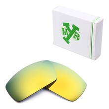MRY POLARIZED Replacement Lenses for Oakley Canteen 2006 Sunglasses 24K Gold