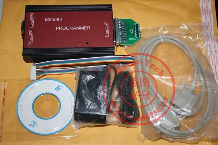 DHL Free shipping Professional For M35080 Mileage Programmer Odometer Mileage Correction Tool E65 / E38/ E39/ E46(China (Mainland))
