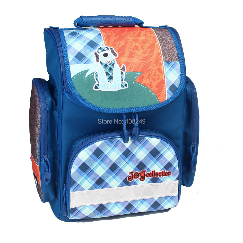 2015 new children school Bags cartoon pattern School backpack animal schoolbags cute kids student mochila hot sale