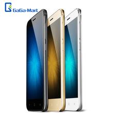 "Original UMi LONDON 5.0"" 3G WCDMA Smartphone MT6580 Quad Core Cellphone 1.3GHz Android 6.0 1GB+8GB 8.0MP GPS OTG Mobile Phone(China (Mainland))"