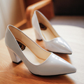 New 2017 Women s High Heels Women Pumps Sexy Bride Party Thin Heel Pointed Toe Sheepskin