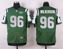 100% Elite men New York Jets 96 Muhammad Wilkerson 88 Jace Amaro 87 Eric Decker 74 Nick Mangold 50 Darron Lee A-1(China (Mainland))