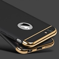 New for iphone 6s 6 Plus Case Armor Slim Thin Gold Black Cases for iphone 7