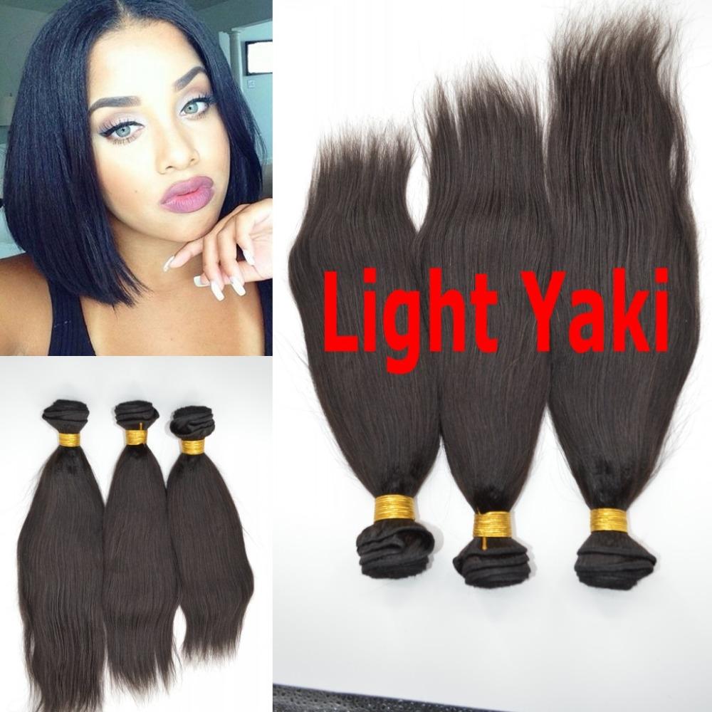 Buy mongolian virgin hair weave kinky straight 7a unprocessed mongolian virgin 7a human hair yaki straight weft coarse light yaki weave african american pmusecretfo Images