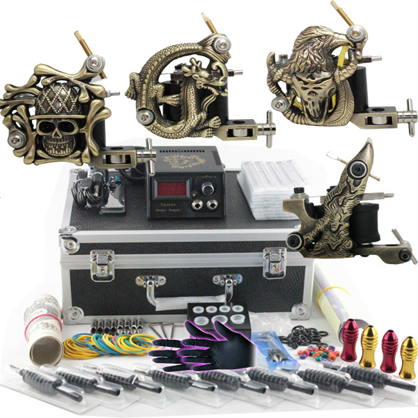 Tattoo Kit 4 Pro Machine Guns