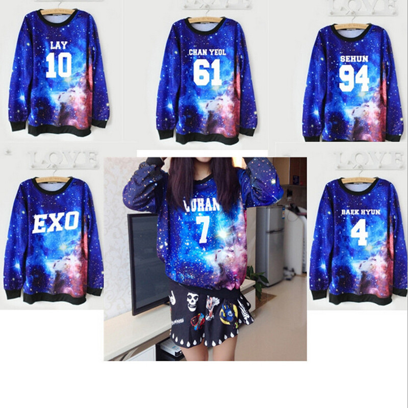 popular exo clothes kpop
