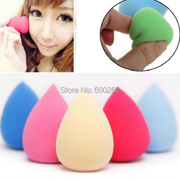 Great Beauty Sponge Blender Makeup Blending Foundation Smooth Sponge 2015 New free shipping(China (Mainland))
