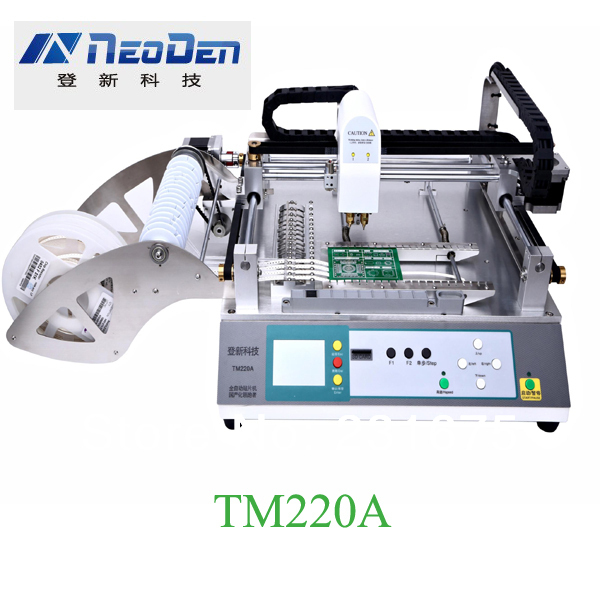 SMT Pick and Place Machine TM220A,SMT Machine,PNP Machine,Neoden Tech,Manufacturer(China (Mainland))