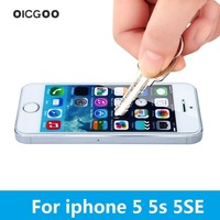 0.3mm 2.5D Tempered Glass Screen Protector For iPhone 5 5S 5c SE HD Toughened Protective Film