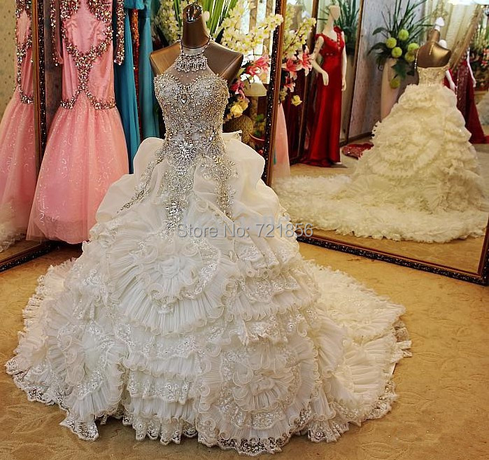 big wedding dresses with diamonds wwwimgkidcom the