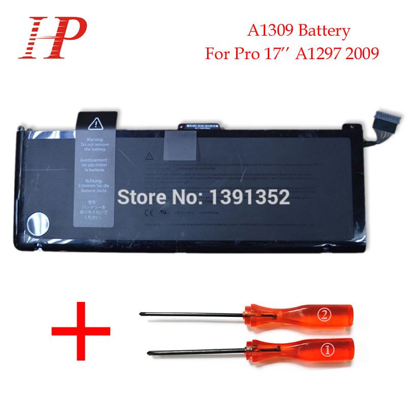 Здесь можно купить  Original  Qaulity A1309 Rechargeable Battery For Macbook Pro 17