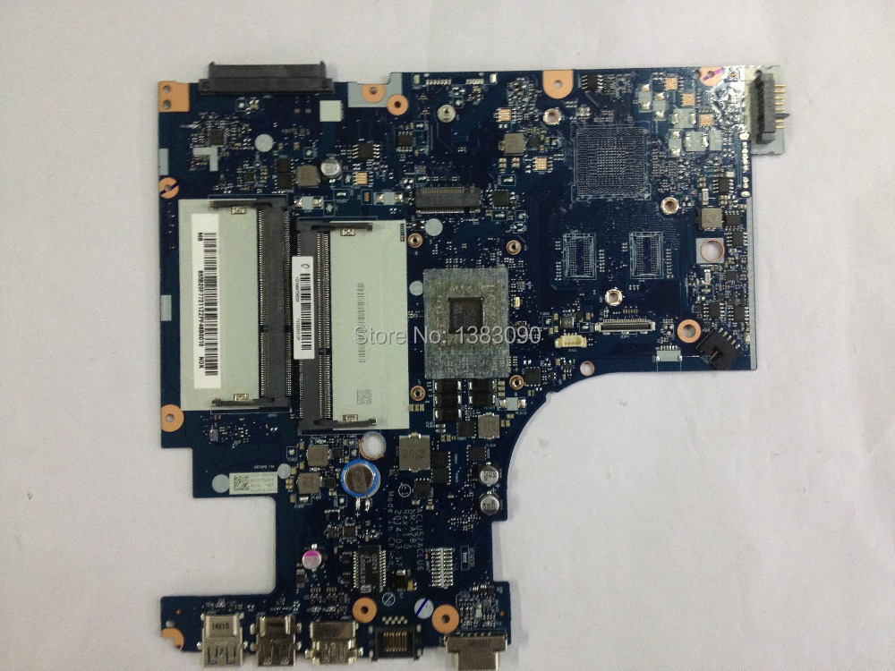 High quanlity Laptop Motherboard For Lenovo G50 With CPU ACLU5 / ACLU6 NM-A281 Mother board
