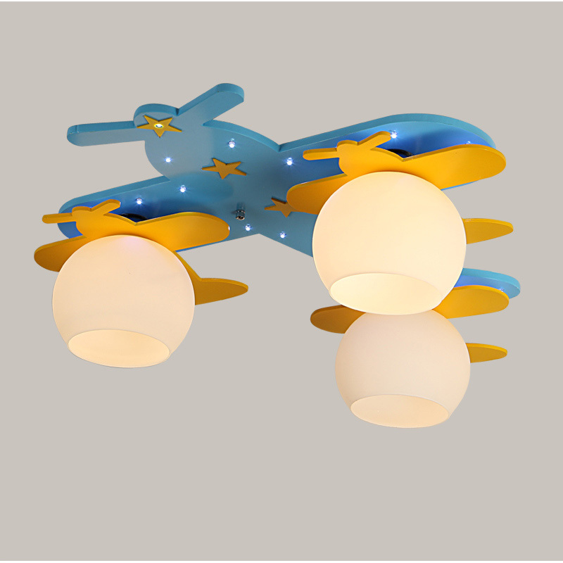 Modern led stars warcraft children bedroom ceiling lamps for Kids ceiling lights for bedroom