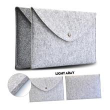 26*20cm 9.7'' Tablet Cover Case Sleeve for Apple iPad 2 3 4 Air 1 2 Envelope Wool Felt Bag for X98 Pro Plus Onda V919 V989 Air(China (Mainland))