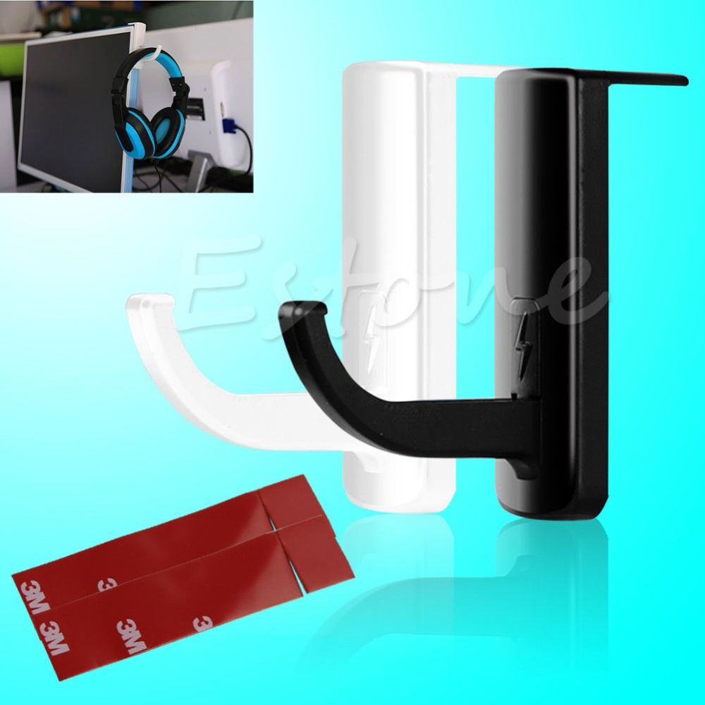 image for F98 2016  NewestFree Shipping New Headset Headphone Holder Hanger Wall