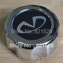 1x Chrome Wheel Center Cap Hub Cap Fit Infiniti QX4 97-02(China (Mainland))