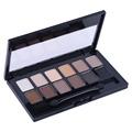 Pro Cosmetic Matte Eye Shadow 12 Colors Make Up Set Nudes Naked Pallete Eyeshadow Palette Brighten