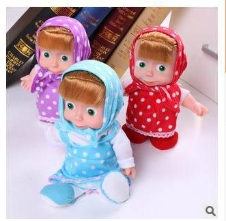Acquista all 39 ingrosso online masha bambola da grossisti for Masha giocattolo