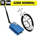 GSM Booster GSM 900 Cell Phone Signal Repeater GSM 900mhz Mobile Signal Amplifier 65dB Gain Cellular