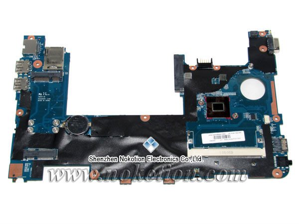 621304-001 621302-001 FOR Hp MINI CQ10 Laptop motherboard CPU on board ddr2 Good Quanlity Woks well(China (Mainland))