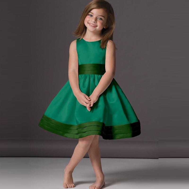 Online Get Cheap Green Flower Girl Dresses -Aliexpress.com ...