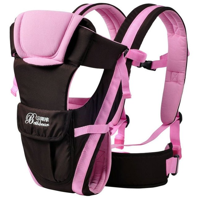 New ergonomic baby sling Front Facing kangaroo baby bag