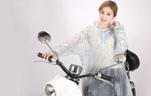 male and female adult mountain bike electric bike poncho/plus Big Double hat Breathable/waterproof raincoat /tb161135(China (Mainland))