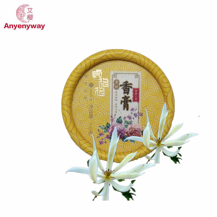 perfumes and fragrances for women make up Solid Perfume brand original perfume perfumery parfum Women's Fragrances Deodorant(China (Mainland))