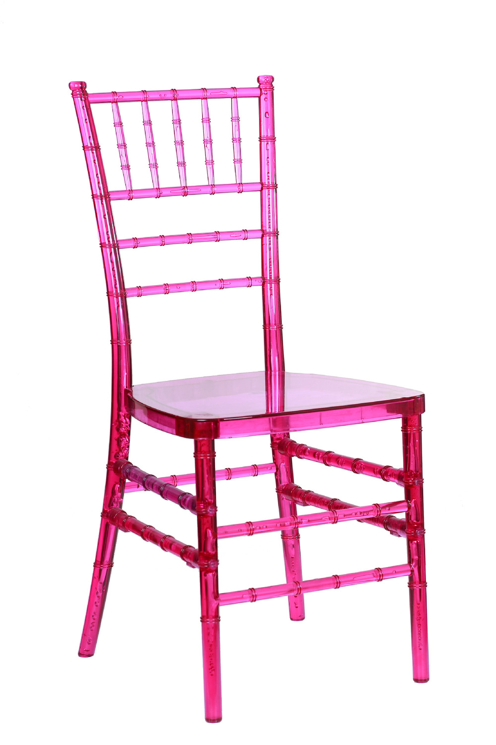 Colored Resin Chiavari Chair Folding chair cushion Napoleon factory direct qu