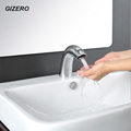 New Arrivals Hotel Toilet Sensor Faucet Chrome Finish Hands Free Automatic Sensor Taps Vessel Sink Basin