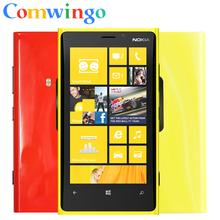 Nokia Lumia 920 Unlocked 4.5»IPS Win 8 OS Dual-Core 1.5GHz 32GB 3G GPS WIFI 8.7MP Windows Phone Refurbished