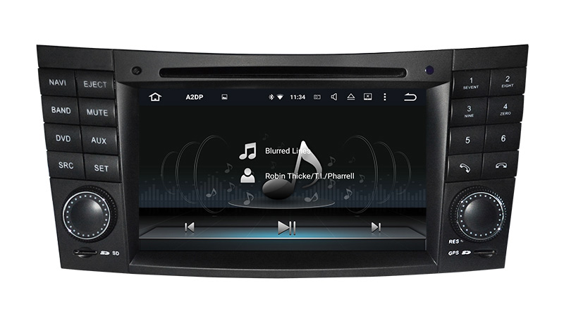 Car mulitmedia dvd gps navigation android system for benz E/CLS/CLK/G mp4 player with wifi connection or phone connection(China (Mainland))