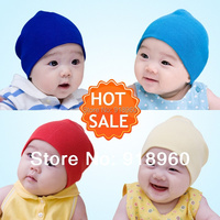 fashion gorro newborn props,baby beanie cap baby boy hats & baby girls hats for 0-2 years old kids,pure color elastic skullies