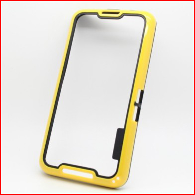 3 double color soft silicon bumper TPU frame BlackBerry Z30, A10 - rafael wan's store