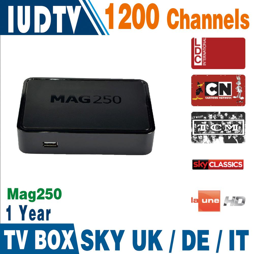 MAG 250 iptv Set Top Box sky Italy UK DE Linux European IPTV Box for Spain Portugal Turkish Netherlands MAG250 WiFi IPTV tv box<br><br>Aliexpress