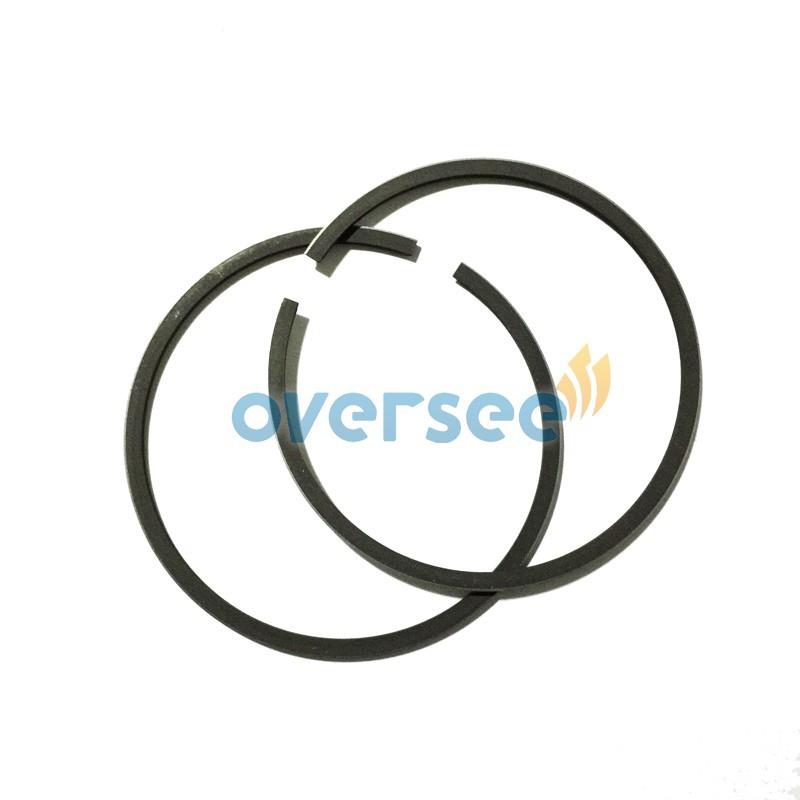 6K5-11601-02-00 Piston Ring Set STD for Yamaha 60HP 70HP