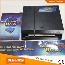 Pandora's Box 3 jamma boards,Multi game  PCB 520 in 1 can work CGA&VGA output for fighting game machine