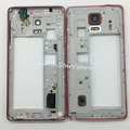 New Original Red Metal Middle Frame Housing Bezel For Samsung Galaxy Note 4 N910 N910F M910A