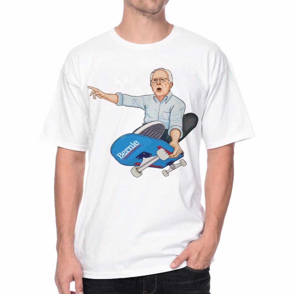 Bernie Sanders 1606413 Better Call Meeseeks 1606415 T-shirts Vintage Design Print Short Sleeve Men's Tee Shirt(China (Mainland))