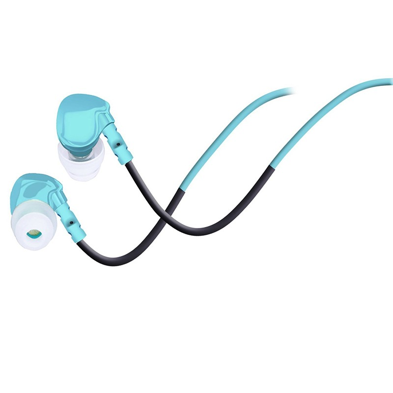 IPX8 Swimming sport earphone waterproof earphones
