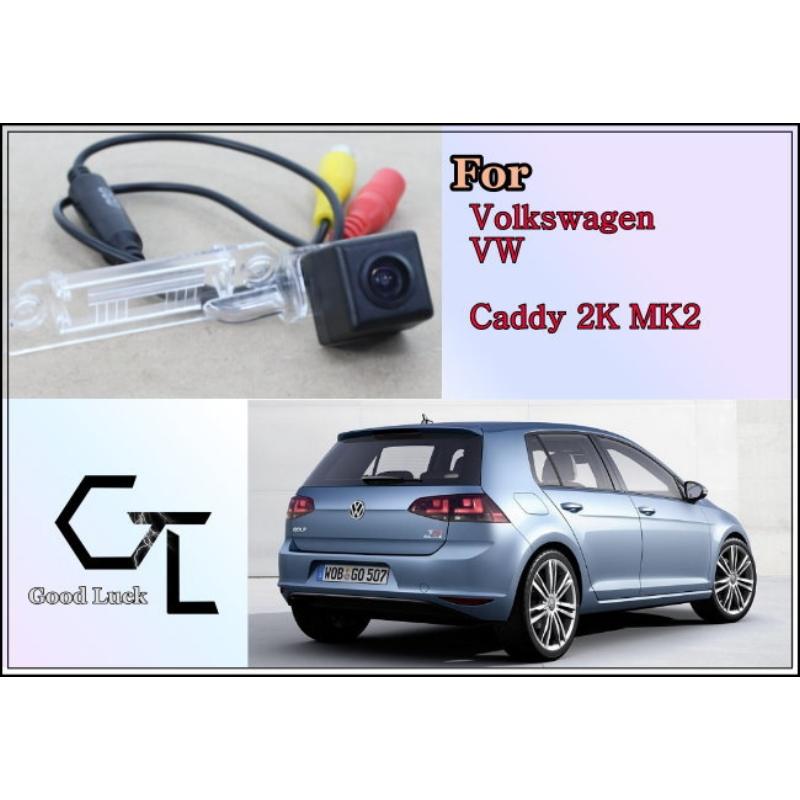 For Volkswagen VW Golf Plus CrossGolf Cross Golf wireless Car BackUp Parking Assistance CCD HD Night Vision Rear View Camera(China (Mainland))