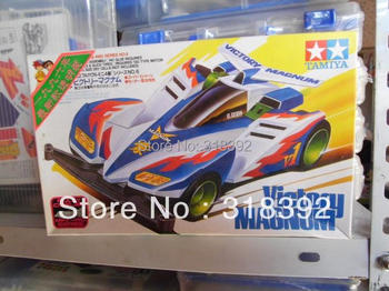 Free shipping Tamiya 19406 1/32 JR Victory Magnum Mini 4WD Series toy plastic model 1:32 car gift