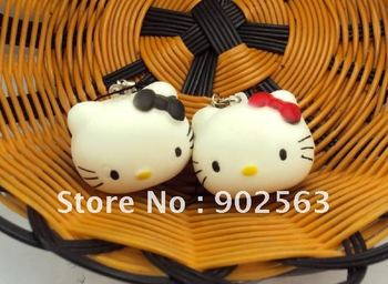 new novelty items mobile phone squishy kawaii animal hello kitty head squisy buns,PU,mix kinds ,3.5cm,happy gift ,freeshipping