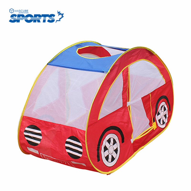 New Brand Fashion Portable Folding Kid Toy Children Sports Leisure Outdoor Crawling Camping Essential Tent Gift(China (Mainland))