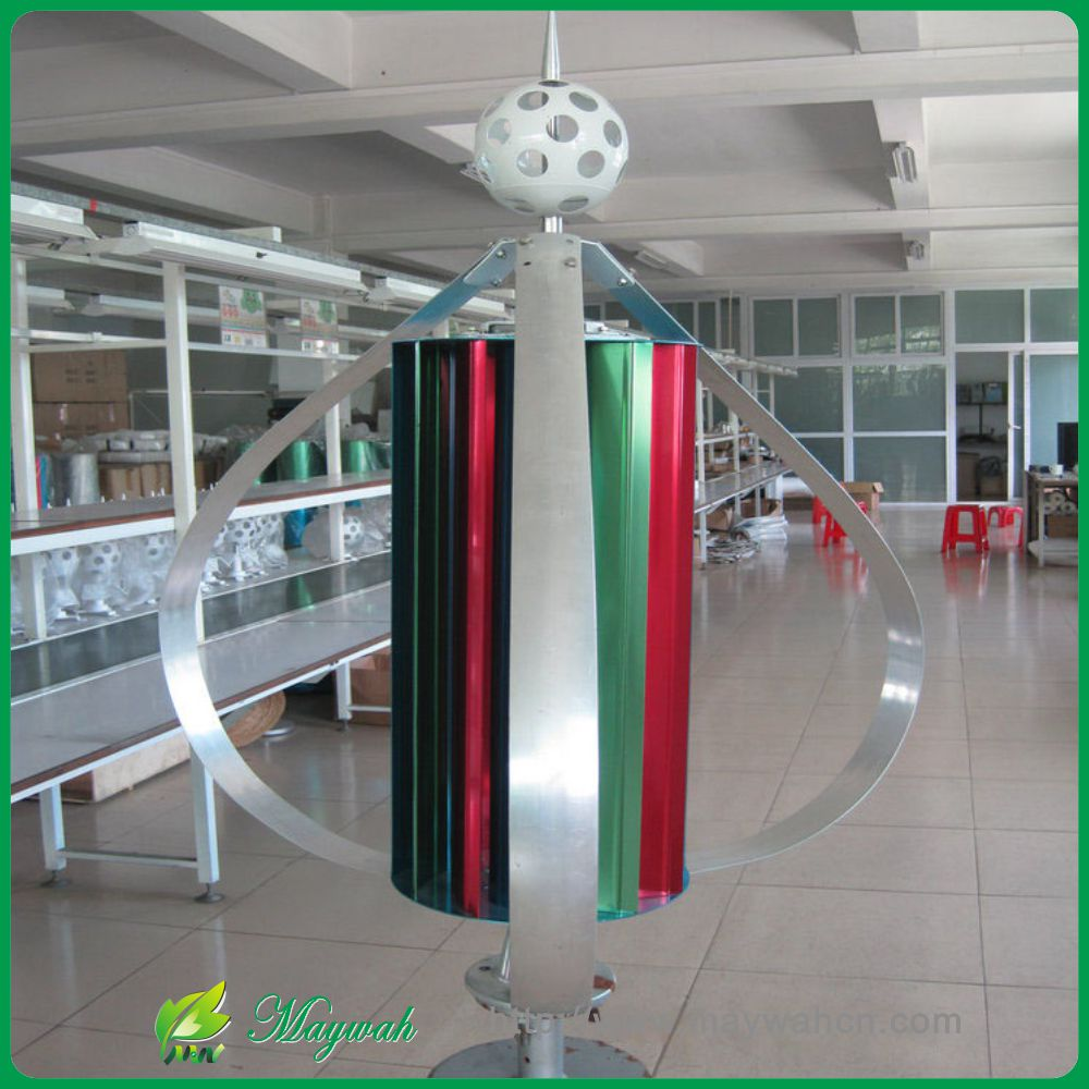 12V/24V 400W Max power 600W High Efficiency Vertical Wind Turbine Generator Low noise Low Start Wind Speed ,Easy install ,(China (Mainland))