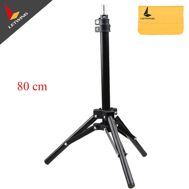 85cm Desktop Table Light Lamp Stand Tripod for E27 Photo Studio Video lamp holder Softbox Umbrella Flash Tripod(China (Mainland))