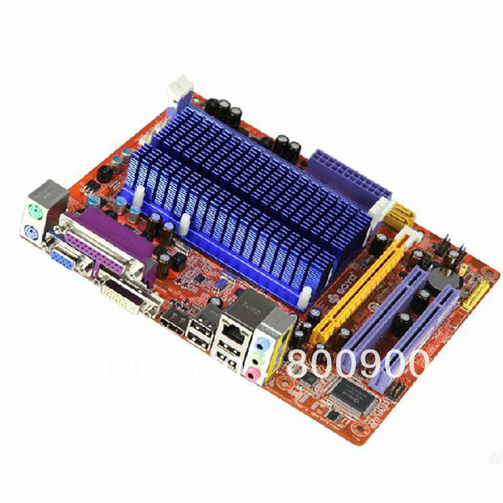 SY-C55T-L dual core four thread 1.86G D2550 hd htpc micro atx motherboard can be equipped with NC2007C(China (Mainland))