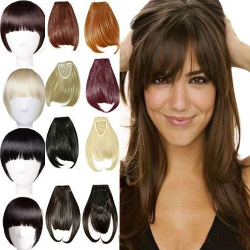 Buy Bangs Extensions Human Hair Extensions